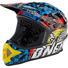 O'Neal Backflip Helmet Wild Youth multi